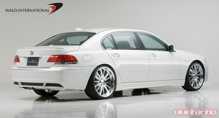 Wald International Aerodynamic Body Kit BMW 7 Series E65 06 08