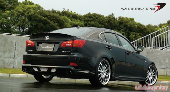 Wald International Aerodynamic Body Kit Lexus Is250 06 10