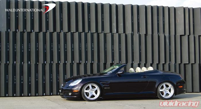 Wald International Executive Aerodynamic Body Kit Lexus ...