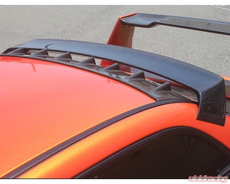 Chargespeed Frp Cs Style Roof Vane Subaru Wrx Sti 02 07