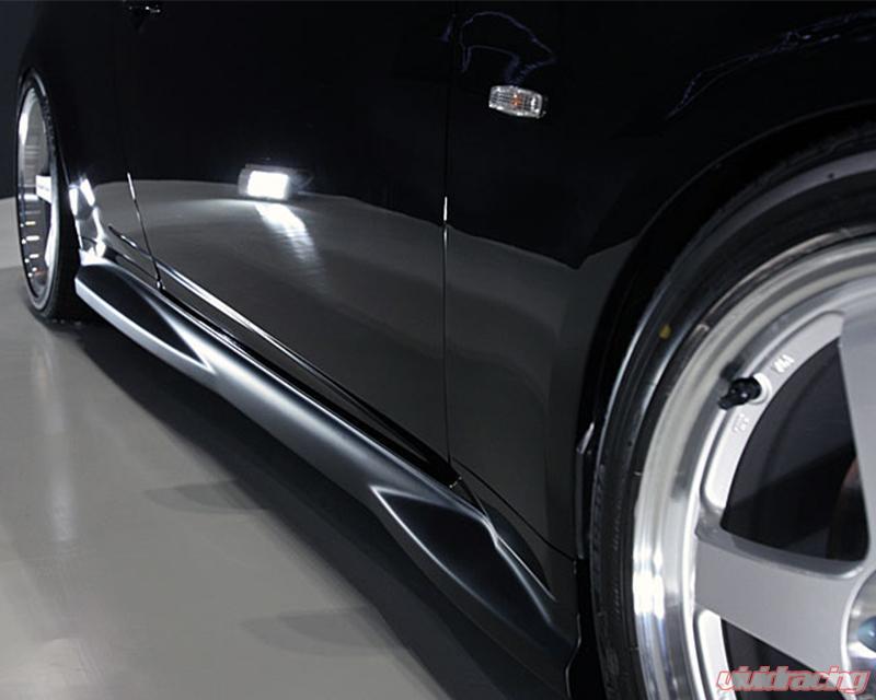 Zele Performance GT Side Skirt Set Infiniti G37 08-12